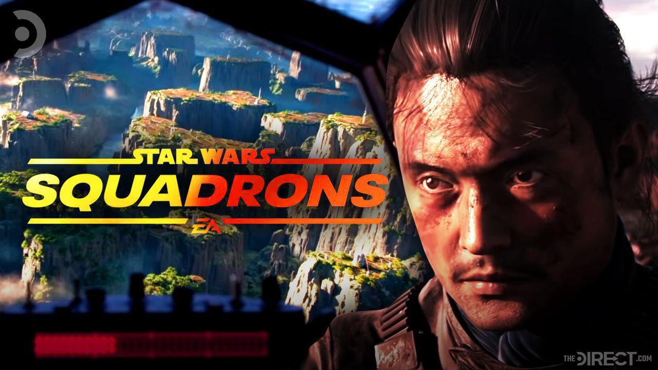 Star Wars: Squadrons logo, Varko Grey