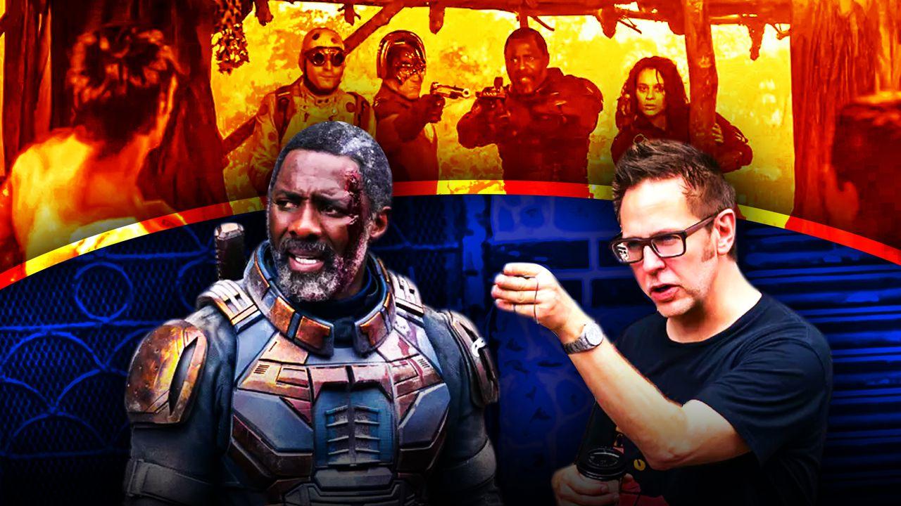 Idris Elba James Gunn Suicide Squad