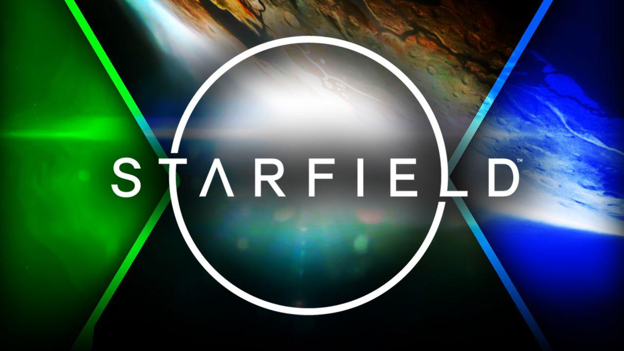 Bethesda Starfield logo