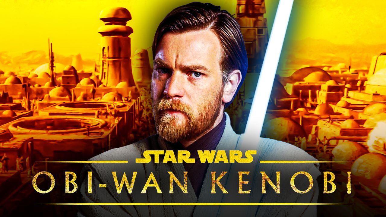 Obi Wan Kenobi Ewan McGregor Star Wars