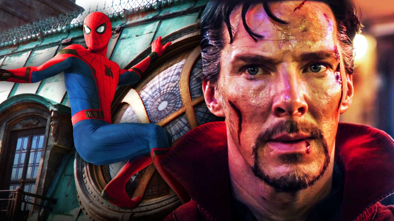 Spider-Man Doctor Strange