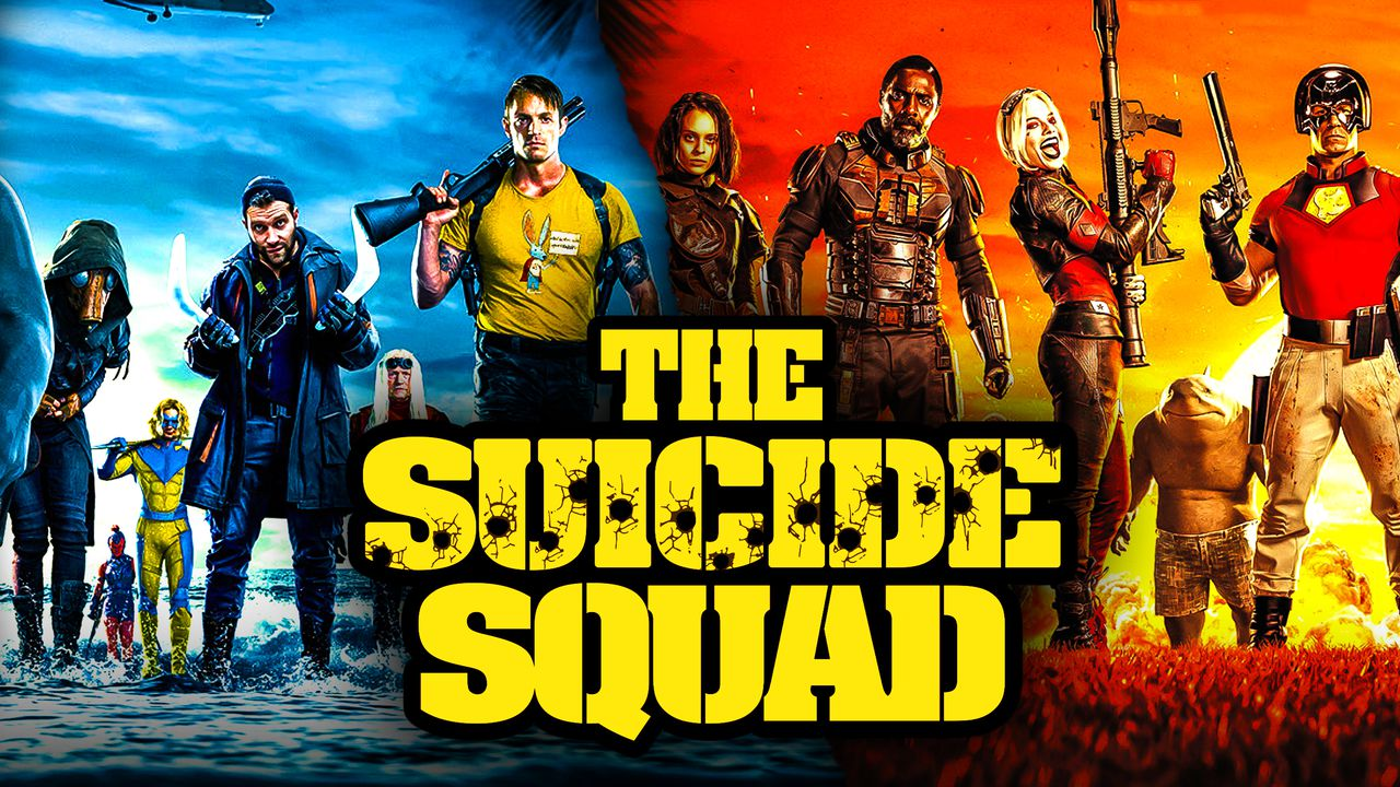 The Suicide Squad Movie Background