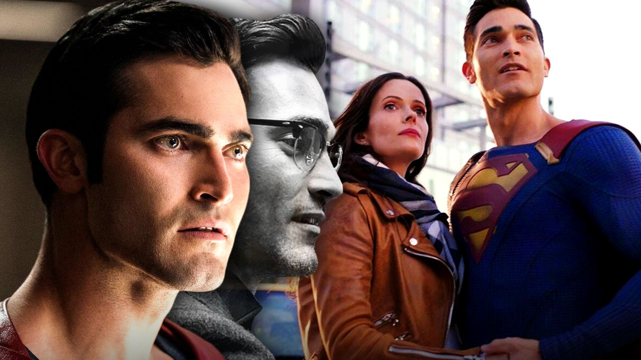 Tyler Hoechlin as Clark Kent/Superman, Lois Lane