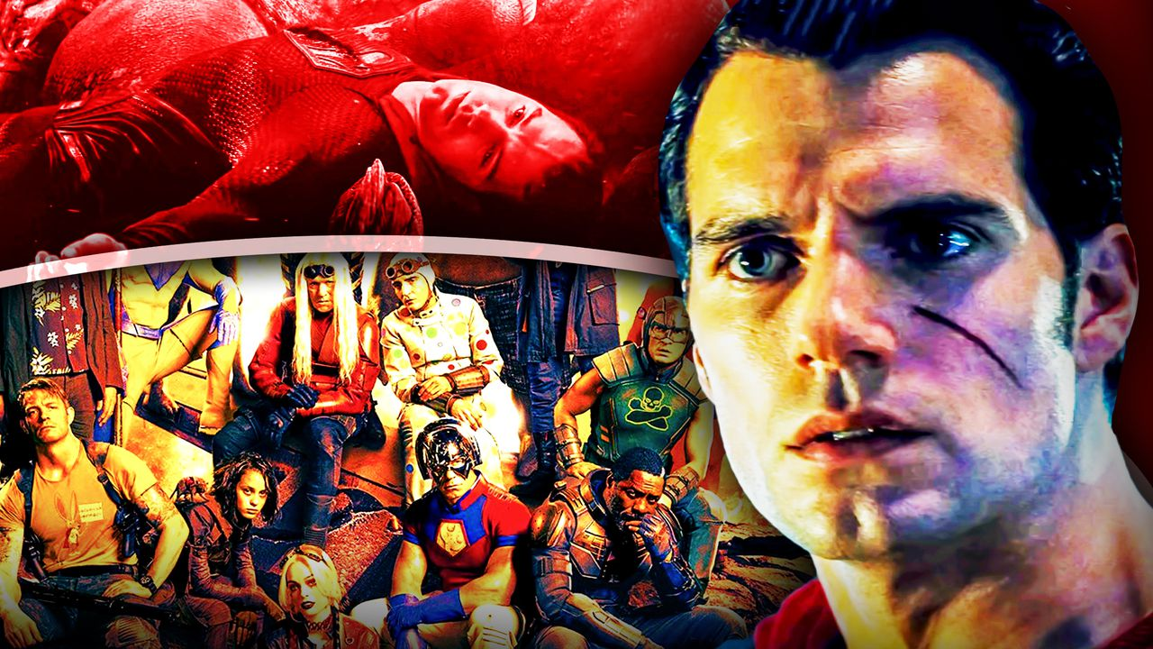 James Gunn Reveals Henry Cavill's Superman Was Hospitalized By Suicide Squad Member