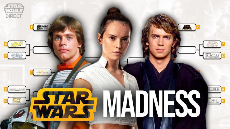 Star Wars Madness