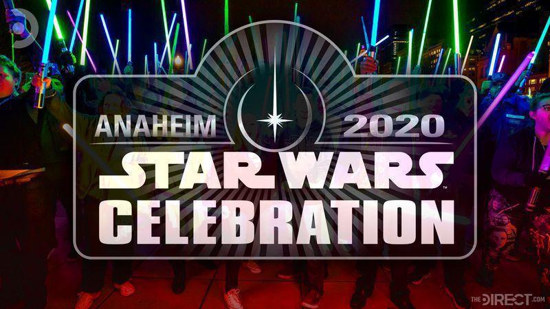 Star Wars Celebration Logo, Star Wars Fans Holding Lightsabers