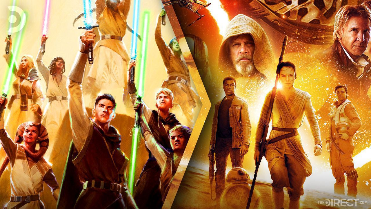 High Republic, Force Awakens Posters