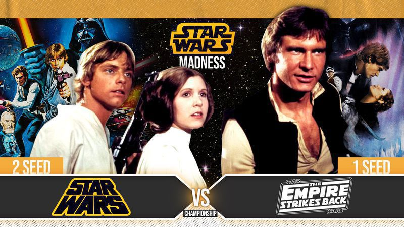 Star Wars Madness Championship