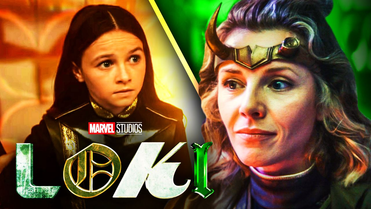 Loki: Spoilery New Footage Reveals Young Sylvie, TVA Battle & More