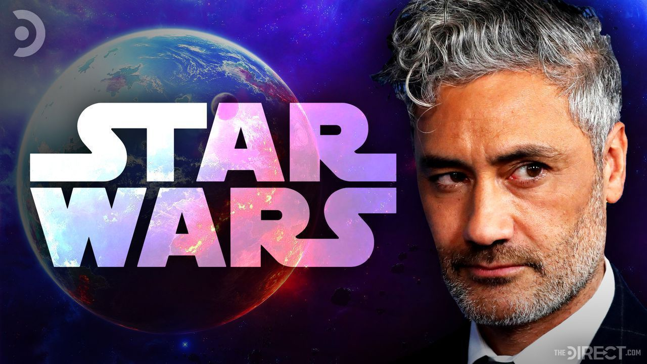 Taika Waititi, Star Wars logo