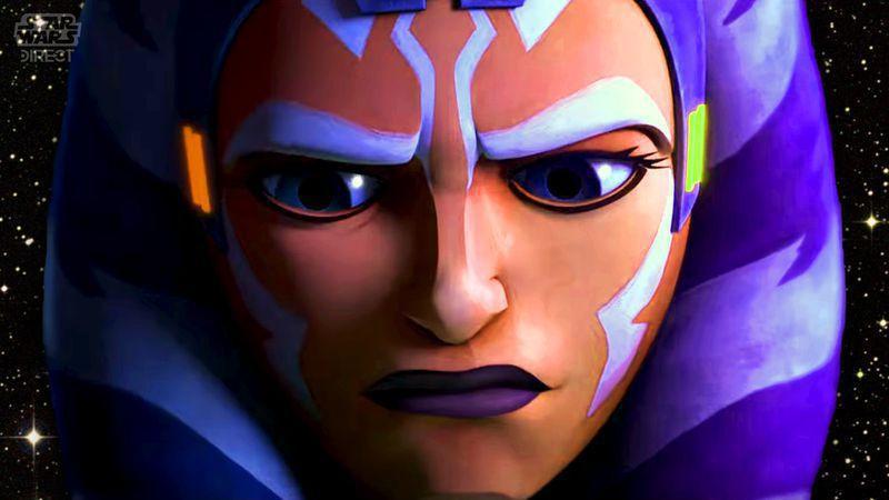 Ahsoka Tano in The Clone Wars Season Seven