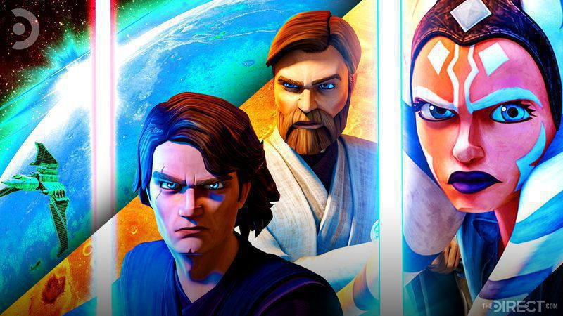 Star Wars Clone Wars Season 7