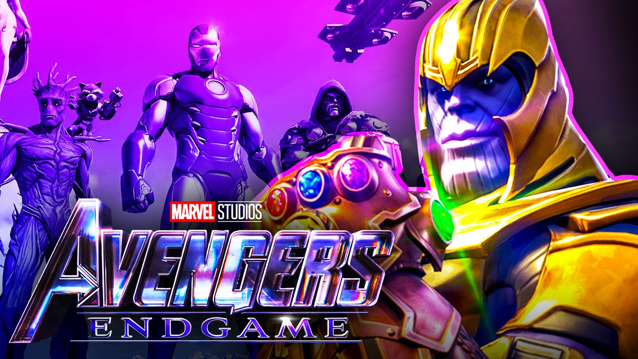Iron Galaxy Studios Fortnite Avengers Endgame S Thanos Returns To Fortnite In Brand New Way The Direct