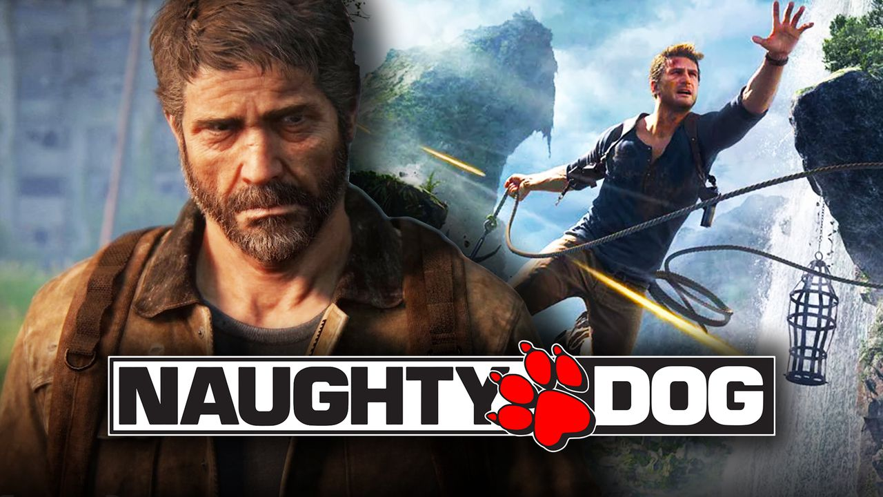 Naughty Dog Games