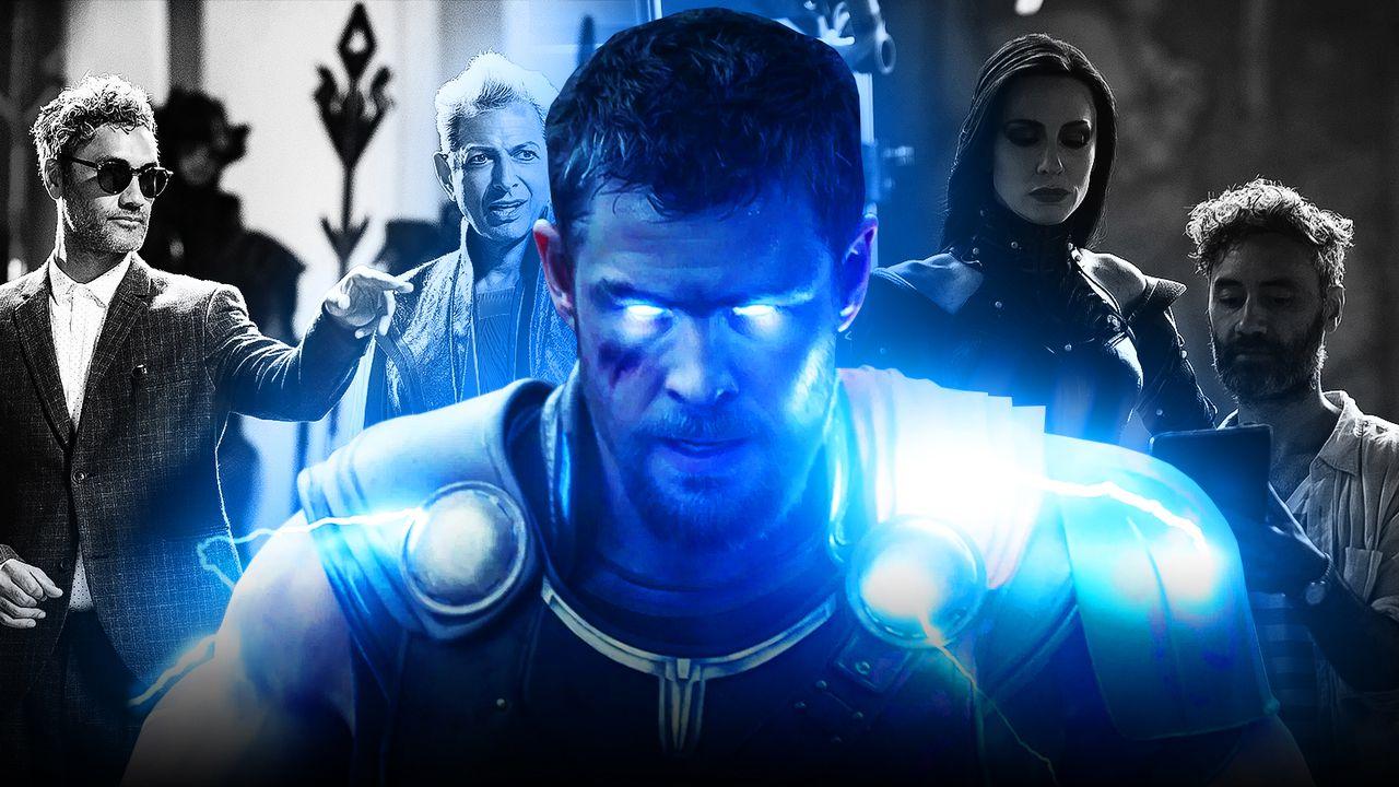 Thor, Taika Waititi in Thor Ragnarok