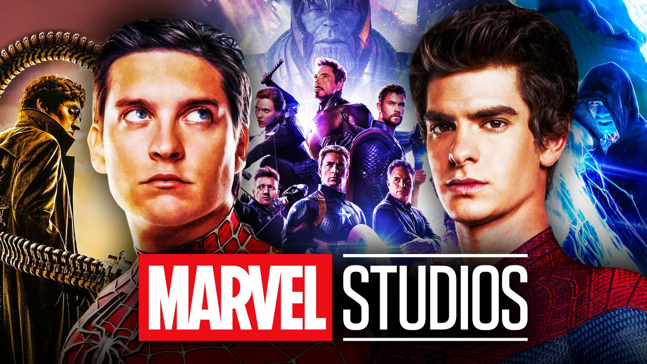 Why Tobey Maguire & Andrew Garfield's Spider-Man Movies Could Become MCU Canon After No Way Home