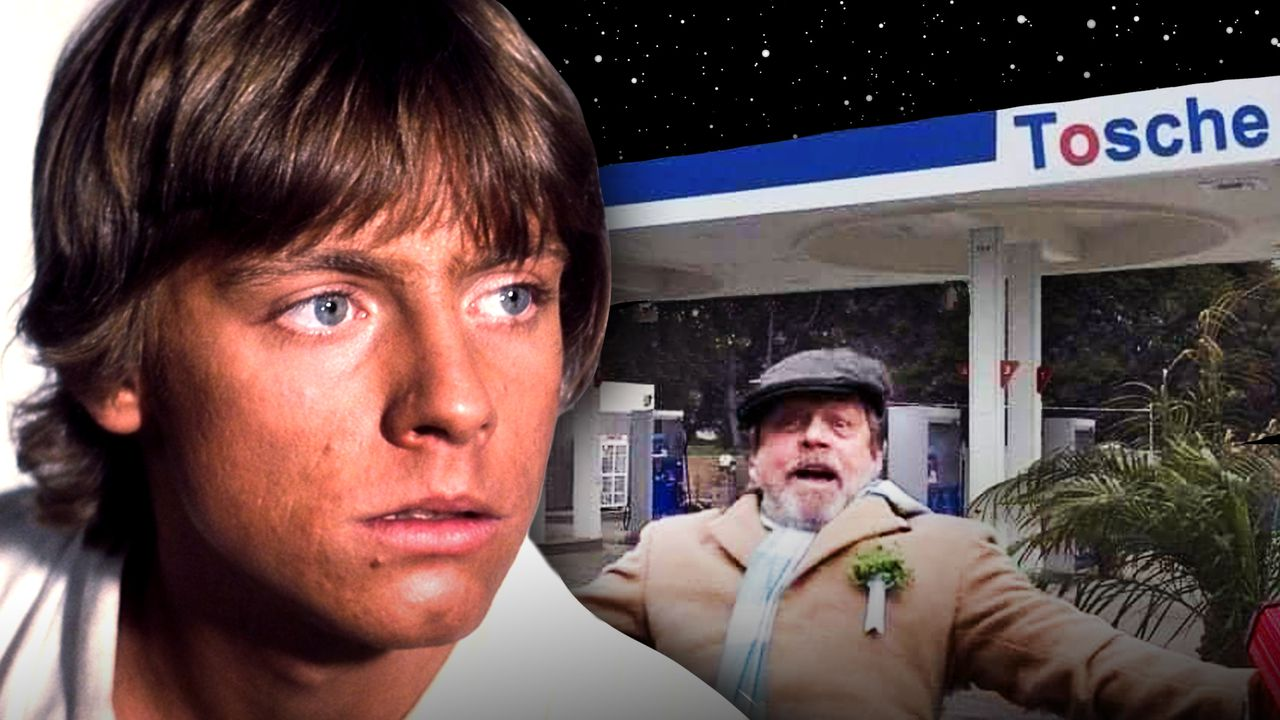Luke Skywalker, Mark Hamill