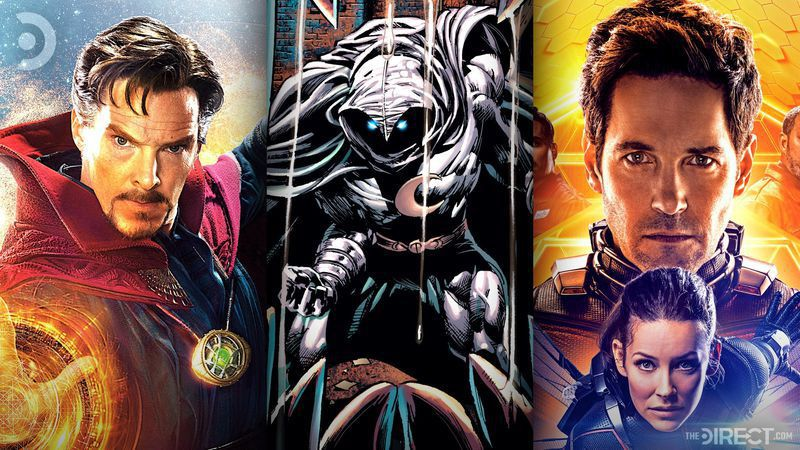 """Doctor Strange in the Multiverse of Madness,"" ""Ant-Man 3,"" and ""Moon Knight"" productions in UK"