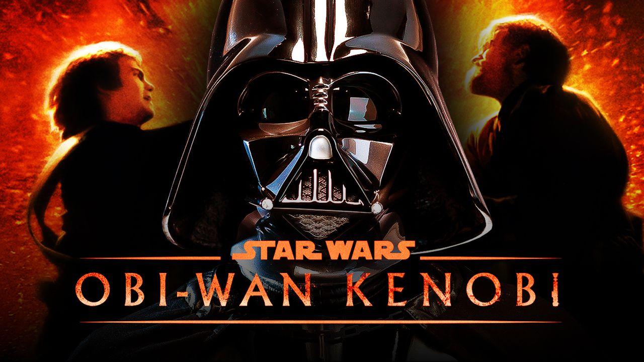 Vader, Anakin, Obi-Wan