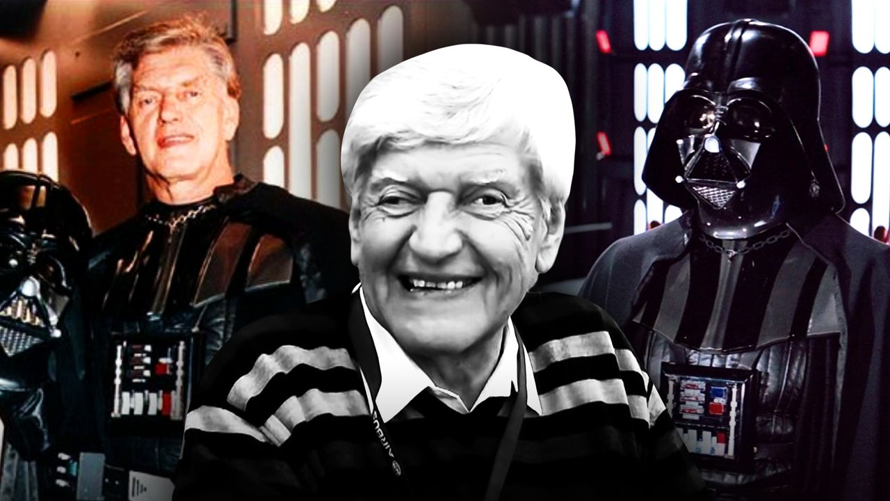 Star Wars' Original Darth Vader Actor Dave Prowse Passes Away
