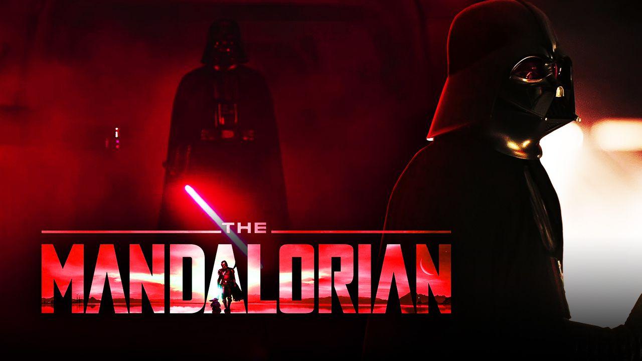 Darth Vader, The Mandalorian logo