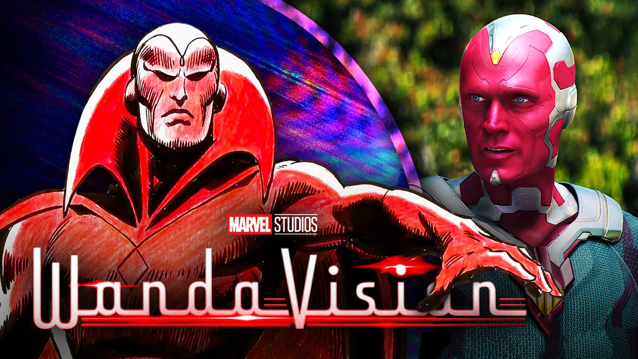 Vision 57 Comic, Vision