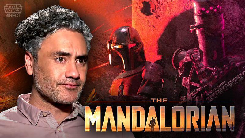 taika waititi not directing in season 2 of the mandalorian