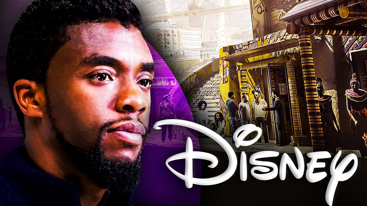 Wakanda Disneyland