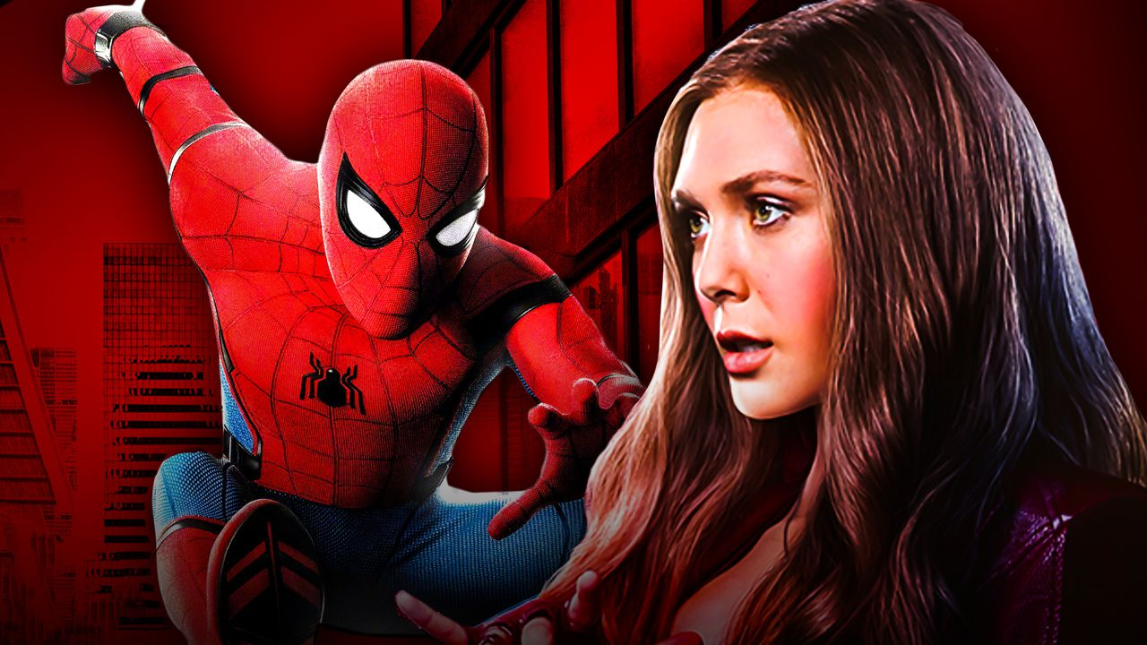 Spider-Man, Scarlet Witch