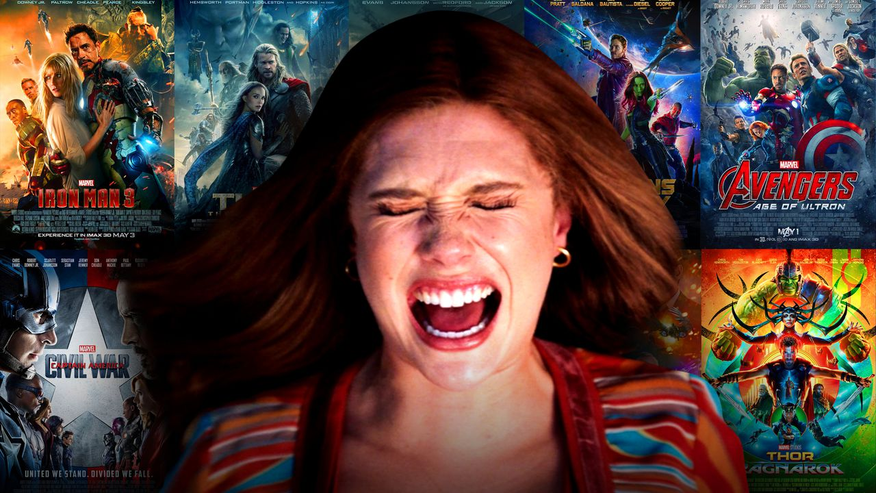 WandaVision Loses Title of Best-Rated Marvel Cinematic Universe Entry on Rotten Tomatoes