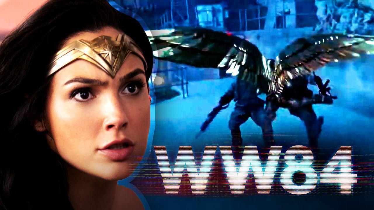 Wonder Woman 1984, Diana Prince, Cheetah, Maxwell Lord