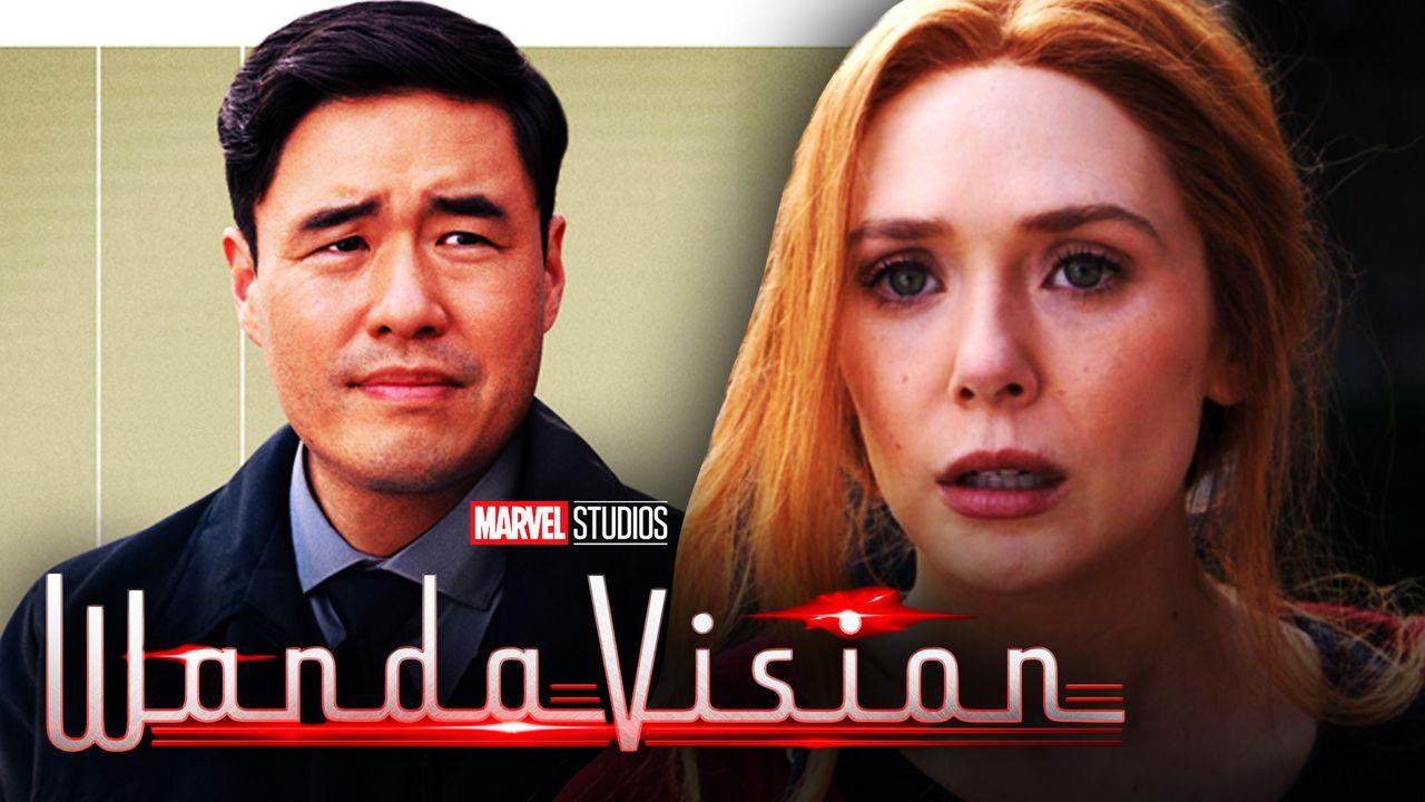 WandaVision Jimmy Woo poster