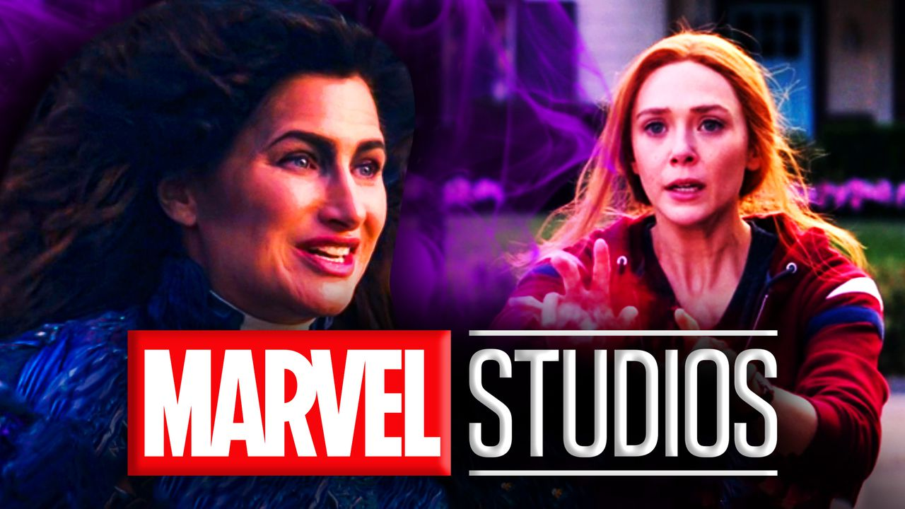 WandaVision Star Kathryn Hahn on What's Next For Agatha Harkness In the MCU