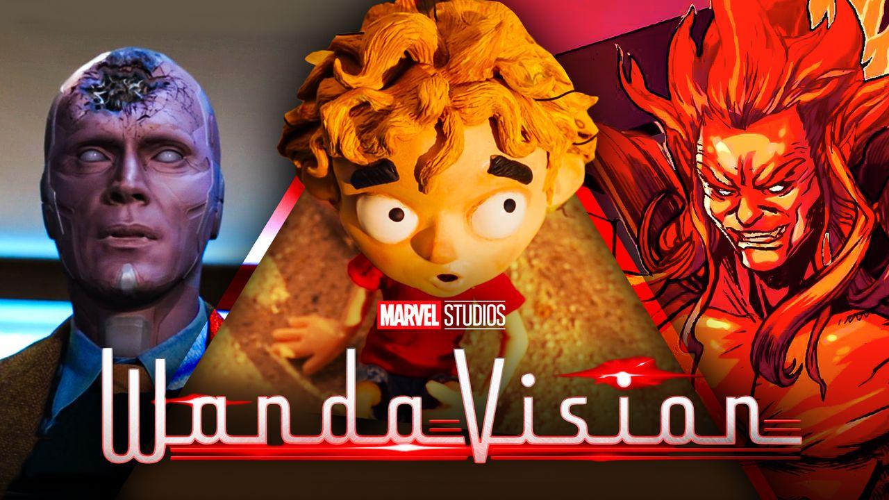 Dead Vision, Yo-Magic commercial, Mephisto
