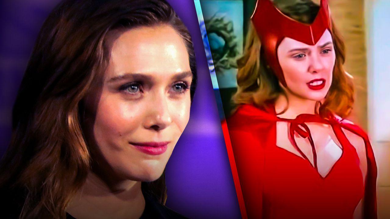 Elizabeth Olsen, Elizabeth Olsen as Scarlet Witch
