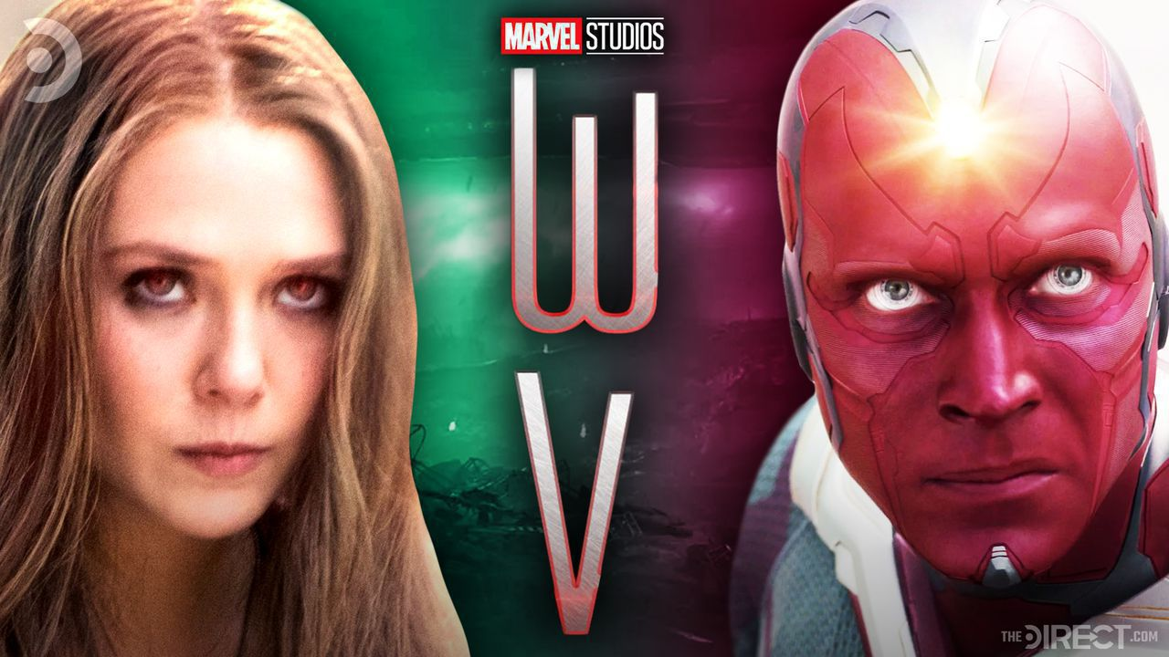Scarlet Witch, Vision