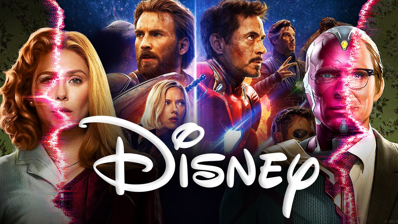 WandaVision, Disney+