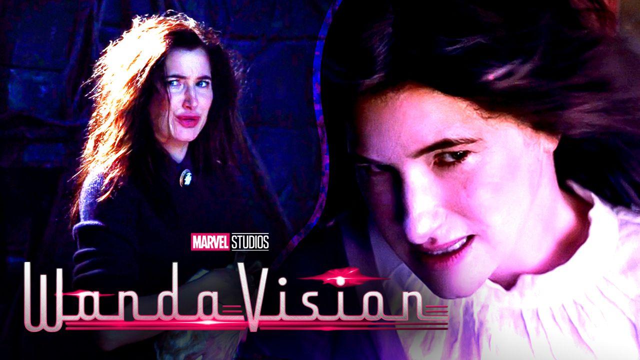 WandaVision Agatha Harkness Kathryn Hahn
