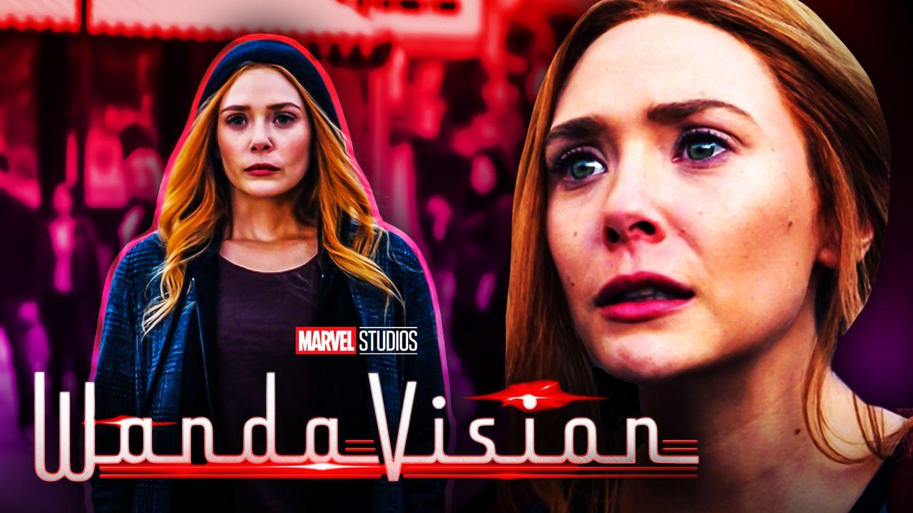 WandaVision Elizabeth Olsen Ending