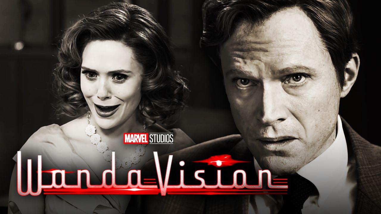 Wanda and Vision 1950's