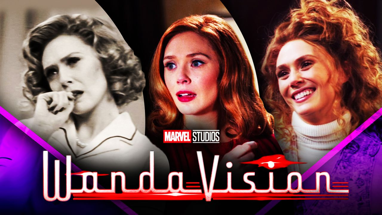 WandaVision, Marvel Studios, Elizabeth Olsen