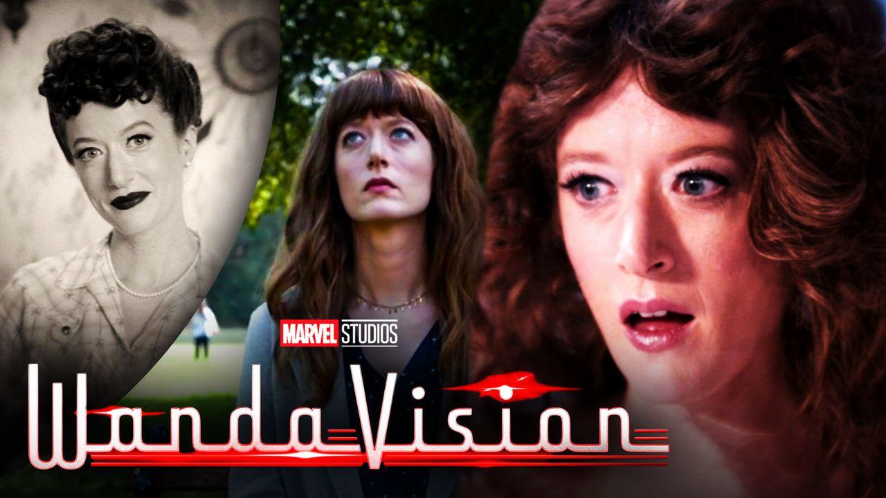 WandaVision Commercial Woman Victoria Blade