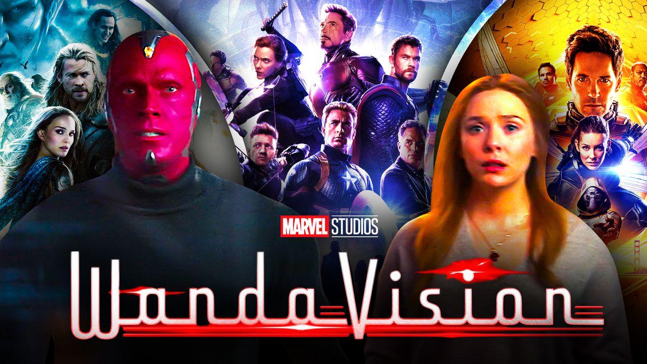 WandaVision, Avengers Poster, Thor