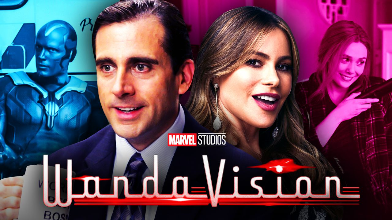 WandaVision The Office Modern Family