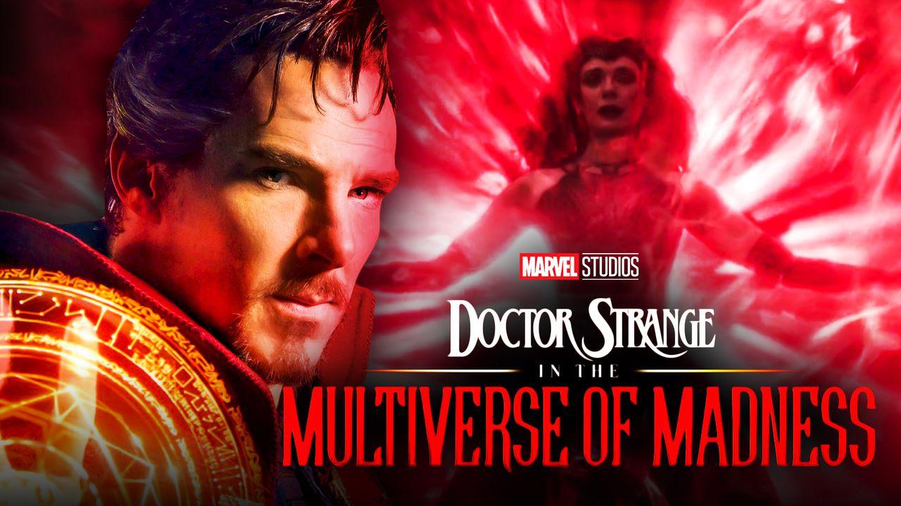 Doctor Strange Scarlet Witch