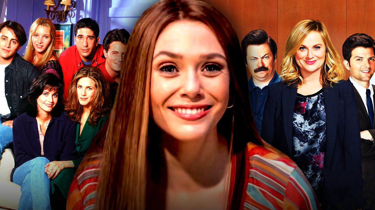 Friends Show, Scarlet Witch, Parks and Recreation