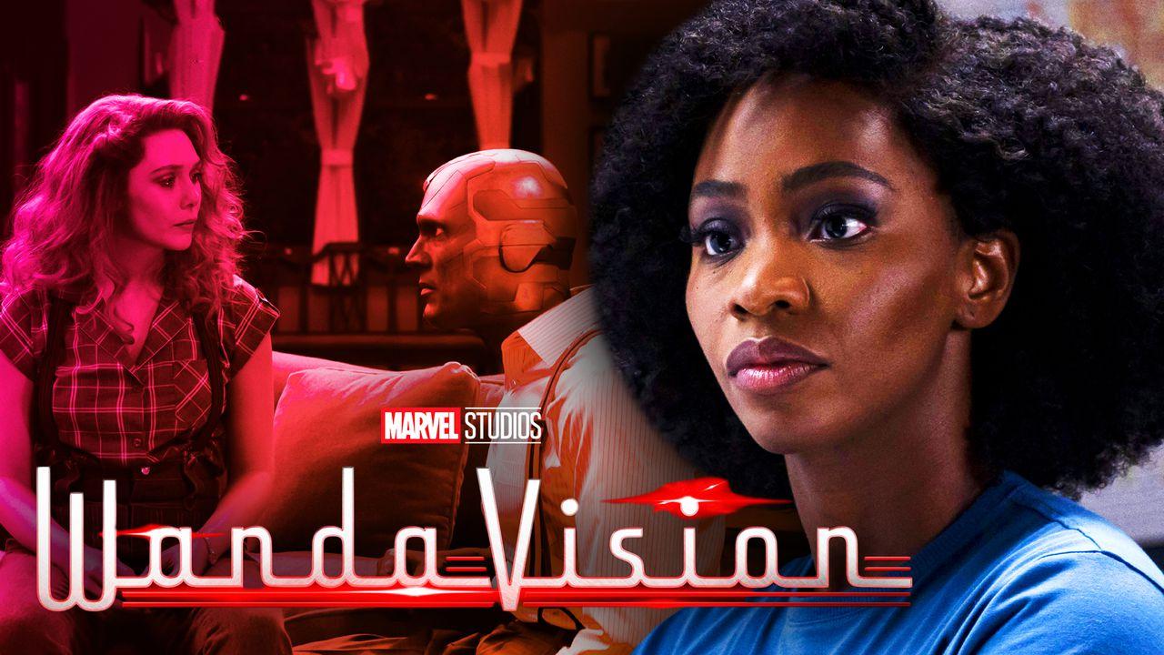 Wanda Vision Monica WandaVision