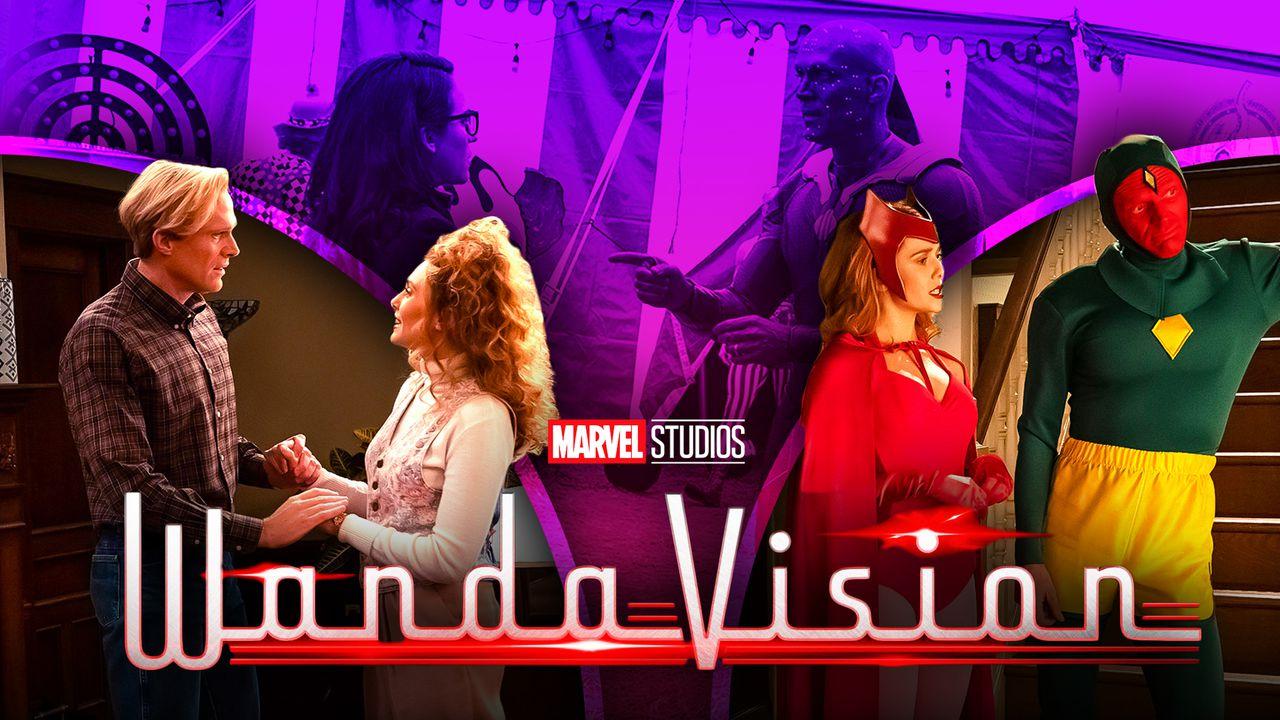 WandaVision Behind-the-scenes