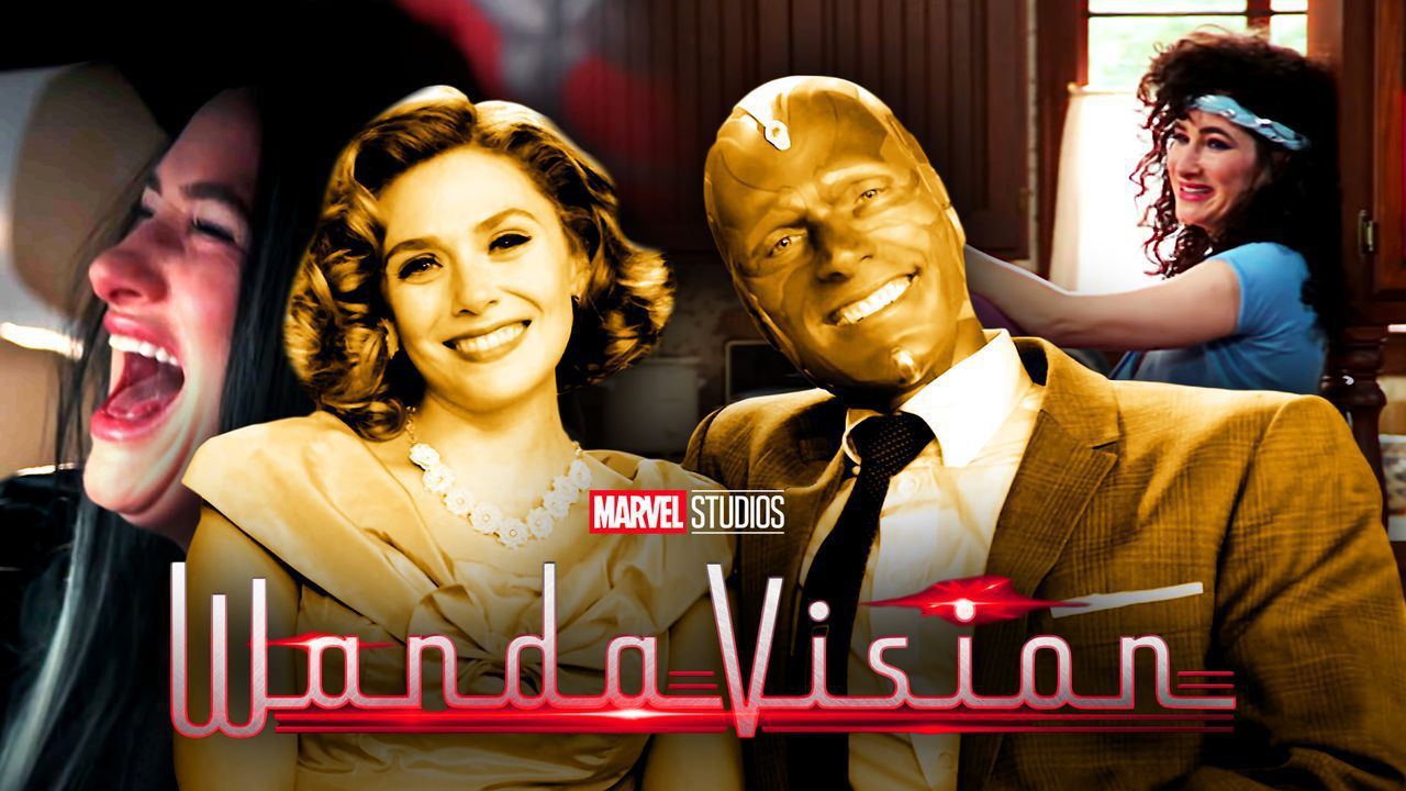 WandaVision trailer scenes