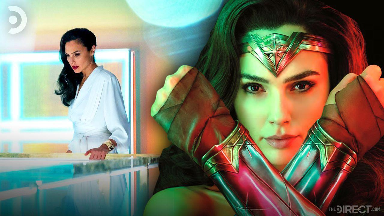 Diana Prince and Wonder Woman